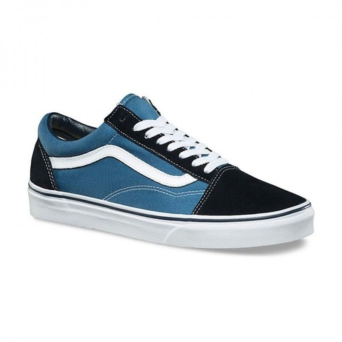Vans Chaussures Old Skool Bleu