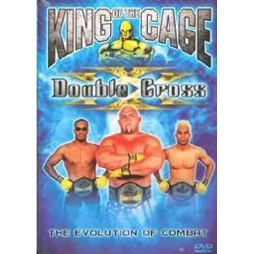 KING OF THE CAGE : DOUBLE CROSS (DVD)