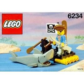 Lego System 6234 - Renegade's Raft