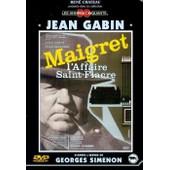 Maigret Et L'affaire Saint-Fiacre de Jean Delannoy