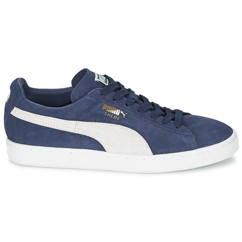 Basket Puma Suede Classic Plus - 356568-51 - Bleu - 36