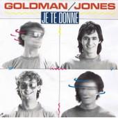 Je Te Donne - Goldman Jones