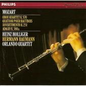 Quartet K.370 Divertimento K.251 - Wolfgang Amadeus Mozart