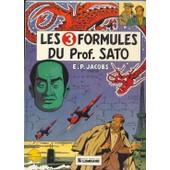 Blake Et Mortimer, Les 3 Formules Du Prof. Sato - T 1 de e.p jacobs