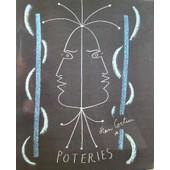 Jean Cocteau - Poteries Catalogue Des C�ramiques 1957-1963 de Gu�dras Annie