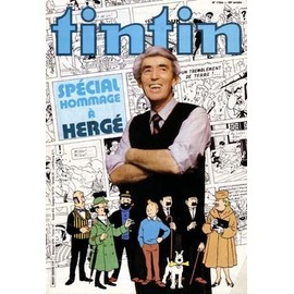 Tintin Special Hommage A Herge Hors-S�rie N� 11bis : Hommage A Herge