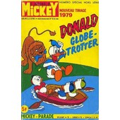 Le journal Mickey - Donald Globe-Trotter