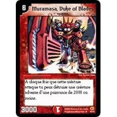 Muramasa, Duke Of Blades- Peu Commune- Rampage Of The Super Warriors (Dm03) Va
