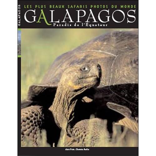2915828016 - Alain Pons: Galapagos - Paradis De L'equateur - Livre