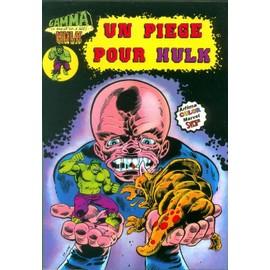 Hulk N� 14, Un Pi�ge Pour Hulk