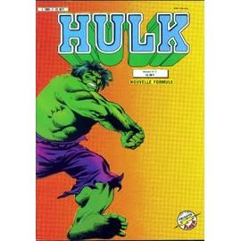Hulk N� 02, Les Fugitifs; Captain Am�rica Et Le Faucon, Nightshade Cherche Un Roi ; Power Man ; L'homme-Chose