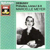 Debussy Preludes - Livres 1&2 - Meyer, Marcelle