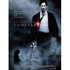 Constantine - Grande affiche plastifiés collector - imprimée des deux côtés