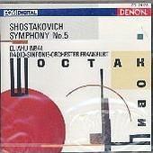 Symphony N�5 - Eliahu Inbal - Dimitri Chostakovitch