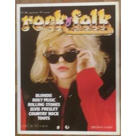 Blondie affichette promo pour kiosque 20cm x 30cm