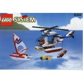 Lego System 6342 - Sauvetage En Mer (Beach Rescue Chopper)