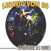 Le Cr�puscule Des Fourbes - Ludwig Von 88