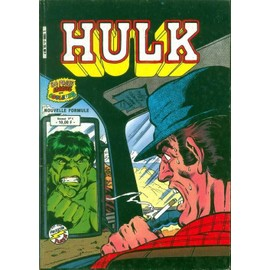 Hulk Ar�dit Flash N� 04, La Force Du Roi Vert ; Power Man ; L'homme-Chose