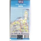 Bastia Golfe De Saint-Florent - 1/25 000 de Collectif