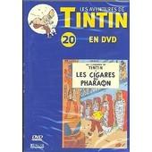 Tintin Les Cigares Du Pharaon de Atlas, Editions