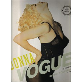VOGUE (GERMANY + poster) /