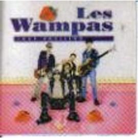 """Les Wampas - Magnet officiel fabriqué à l'occasion de la sortie de l'album """"Trop Précieux"""""""