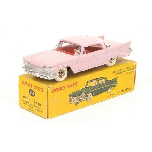 1961 550 chrysler saratoga dinky toys neuf et d 39 occasion. Black Bedroom Furniture Sets. Home Design Ideas