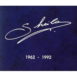 1962 - 1992 (Coffret Édition Limitée) - Sheila