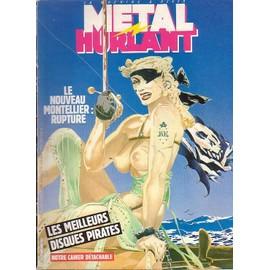 Metal Hurlant N� 111, Sup Les Meileurs Disques Pirates