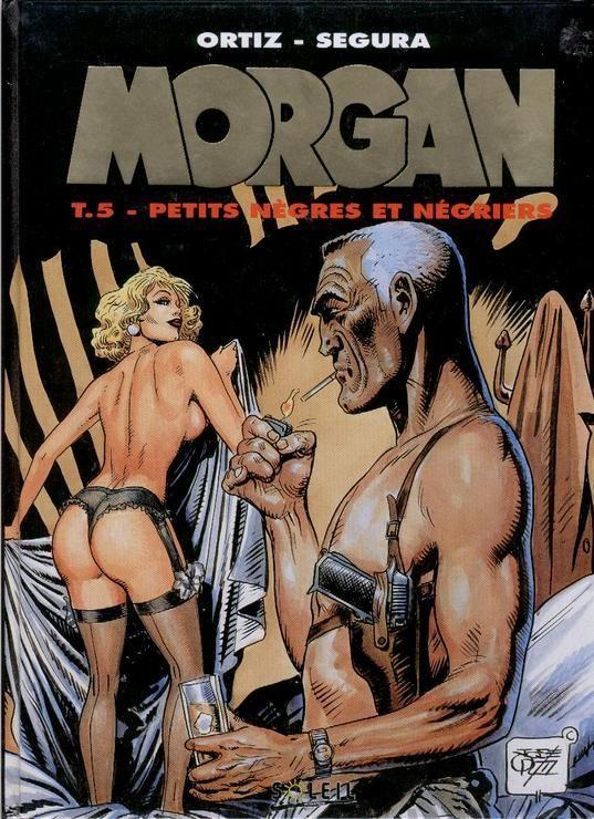 Morgan t.5 petits negres et negriers