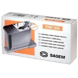 Sagem Tnr306 - Noir - Recharge De Toner - Pour Fax Internet 925i, 955i