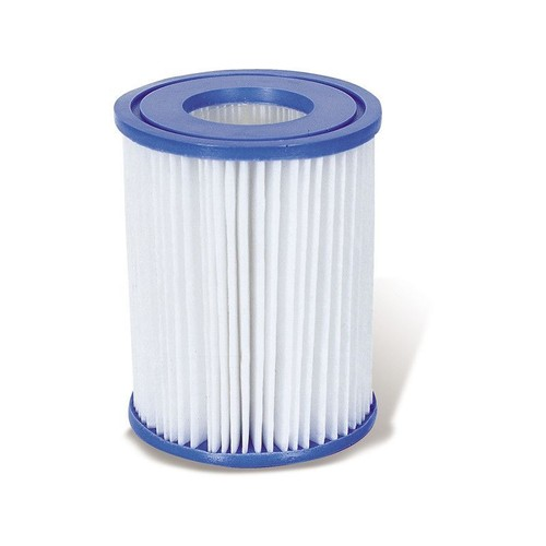 2 filtres de rechange bestway type ii 58094 pas cher for Prix filtre piscine