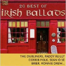 20 Meilleures Ballades Irlandaises - Collectif