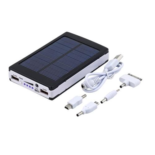20000mah chargeur solaire portable super double batterie. Black Bedroom Furniture Sets. Home Design Ideas