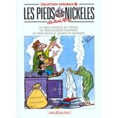 Les Pieds Nickel�s Les Pieds Nickel�s A - Les Pieds Nickel�s. Les Pieds Nickel�s Pompiers - Les Pieds Nickel�s Jouent Et Gagnent - Collection Int�grale, Les Pieds Nickel�s Au Cirque de Ren� Pellos