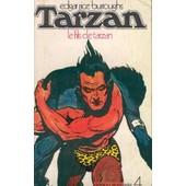Le Fils De Tarzan N�4 de Burroughs E Rice