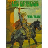 Les Gringos - Viva Villa de jean-michel charlier