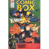 Comic Box N� 05 : X-Men Sur La Trace Des Superstars De Marvel