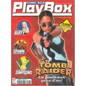 Comic Box Playbox Hors-S�rie N� N�4 : Tomb Raider