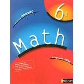 Math Domino 6eme Version Special Professeur 2005 de christophe hache