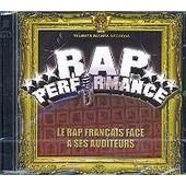 Rap Performances - Sinik-Rohff-Intouchables-Kery James