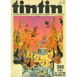 Tintin Nouvelle S�rie N� 45