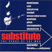 Substitude The Songs Of The Who - David Bowie