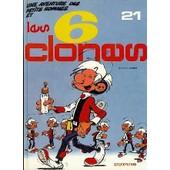 Les Petits Hommes Tome 21 - Les 6 Clones de Seron