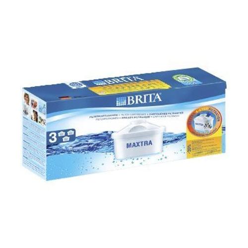 brita maxtra filtre eau pour pichet filtre eau pack de 3. Black Bedroom Furniture Sets. Home Design Ideas