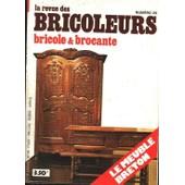 La Revue Des Bricoleurs N� 20 : Bricole Et Brocante, Le Meuble Breton.