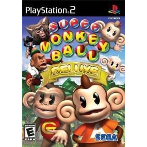 Super monkey ball 3D - Nintendo 3DS