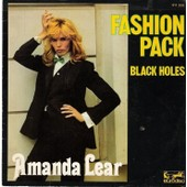 Fashion Pack - Black Holes - Amanda Lear