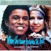 When The Rain Begins To Fall - Jermaine Jackson-Pia Zadora