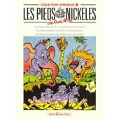 Les Pieds Nickel�s Tome 16 : Les Pieds Nickel�s Et Le Contr�le Des Changes - Les Pieds Nickel�s Contre Les Pieds Nickel�s. Les Pieds Nickel�s Organisateurs De Safaris de R Pellos